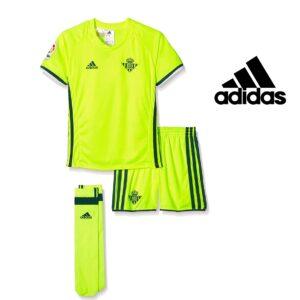 Adidas® Conjunto de Futebol Oficial Betis FC  - 3 Peças