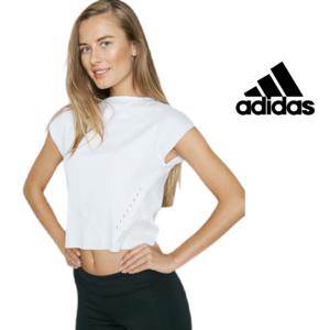 Adidas® Camisola Climacool Branco | Tamanho L