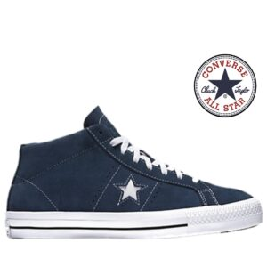 Converse® Sapatilhas All Star One Star Pro Camurça  - Tamanho 40