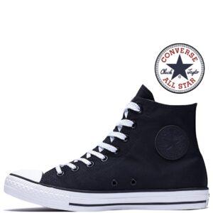 Converse® Sapatilhas All Star Black Dolphin - Tamanho 40