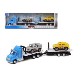 Camião Portaveículos e Carros de Fricção 119169
