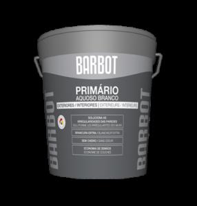Barbot Tinta Primário Interior E Exterior Branco Aquoso 5 L