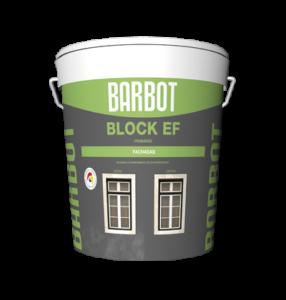 Barbot Tinta Primário Exterior BRANCO Barbot Block Ef 5 L ( Bloqueia o aparecimento de eflorescências )