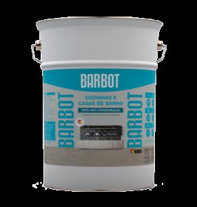 Barbot Tinta Acabamento Cozinhas E Casas De Banho BRANCO Barbot 15 L