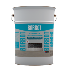Barbot Tinta Acabamento Cozinhas E Casas De Banho BRANCO Barbot 5 L