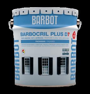 Barbot Tinta Acabamento Exterior BRANCO Barbocril 5 L