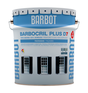 Barbot Tinta Acabamento Exterior BRANCO Barbocril 15 L