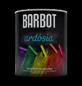 Barbot Tinta Acabamento Interior PRETO ARDÓSIA 1 L