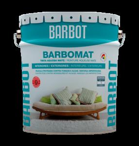 Barbot Tinta Acabamento Interior E Exterior BRANCO Barbomat 15 L