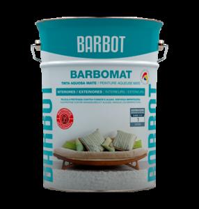 Barbot Tinta Acabamento Interior E Exterior BRANCO Barbomat 5 L