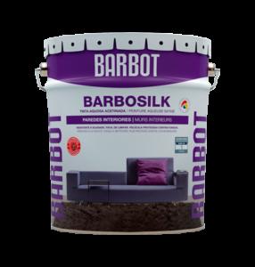 Barbot Tinta Acabamento Interior BRANCO Barbosilk 15 L