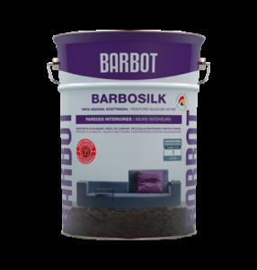 Barbot Tinta Acabamento Interior BRANCO Barbosilk 5 L
