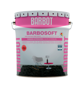 Barbot Tinta Acabamento Interior BRANCO Barbosoft 15 L