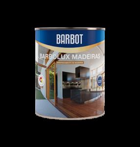Barbot Verniz Acabamento Interior INCOLOR Barbolux Madeiras Brilhante 0,75 L