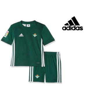Adidas® Conjunto de Futebol Oficial Real Bétis Junior - 3 Peças