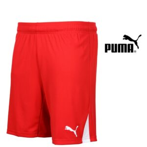 Puma® Calção Vermelho / Branco -701000 01