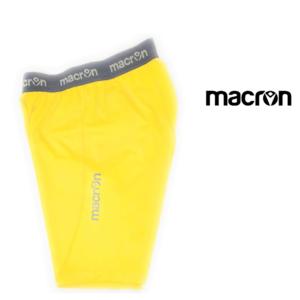Macron® Calções para Prática de Desportos - Amarelo
