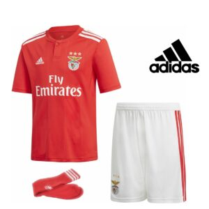 Adidas® Conjunto de Futebol Oficial Benfica - 3 Peças
