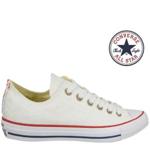 Converse® Sapatilhas All Star White Casino- Tamanho 36.5