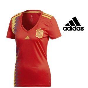 Adidas® Camisola Oficial Women Spain  - Tamanho XL