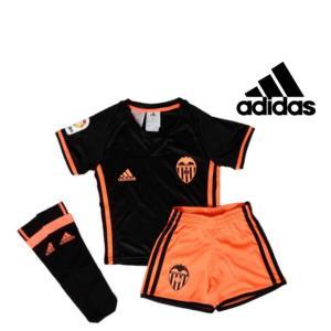Adidas® Conjunto de Futebol Oficial Valencia - 3 Peças