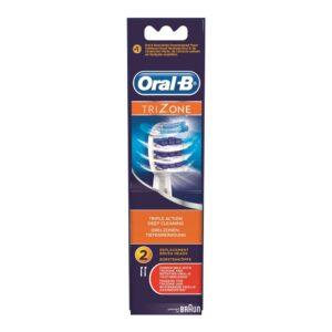 2 Cabeça de Substituição Oral-B Trizone