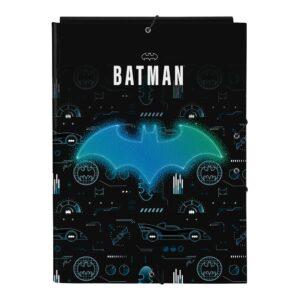 Pasta Batman Bat-Tech Preto A4
