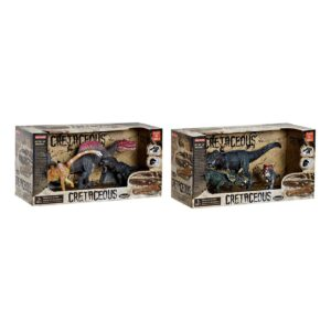 Conjunto Dinossauros DKD Home Decor (2 pcs)