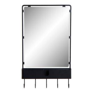 Bengaleiro de parede DKD Home Decor Metal (40 x 9 x 72 cm)