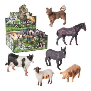 Figuras Animals World Juinsa (20 cm)
