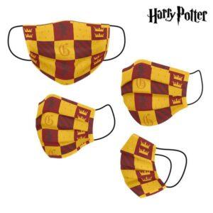 Máscara Higiénica Gryffindor Harry Potter