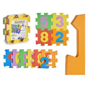 Tapete Puzzle (9 pcs)