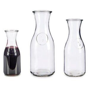 Decantador de Vinho Transparente Vidro (500 ml)
