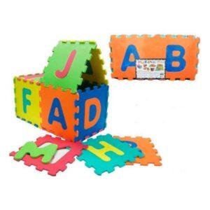Puzzle Infantil Borracha Eva (14 pcs)