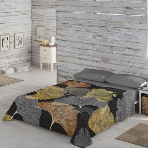 Conjunto de Lençóis Naturals Ginka Cama de 135 (210 x 270 cm)