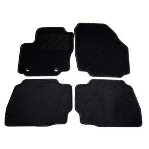 4 pcs conjunto tapetes de automóveis para Ford Mondeo IV  - PORTES GRÁTIS