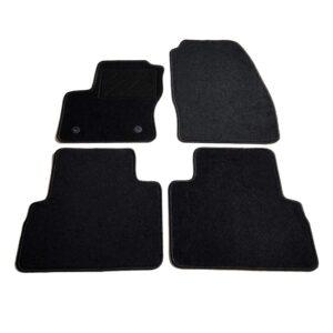 4 pcs conjunto tapetes de automóveis para Ford C-Max II  - PORTES GRÁTIS