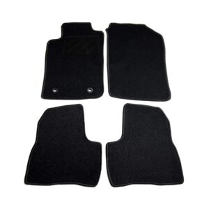 4 pcs conjunto tapetes de automóveis para Peugeot 206 SW  - PORTES GRÁTIS