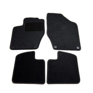 4 pcs conjunto tapetes de automóveis para Peugeot 308+308 SW  - PORTES GRÁTIS