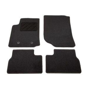 4 pcs conjunto tapetes de automóveis para Citroen C3  - PORTES GRÁTIS