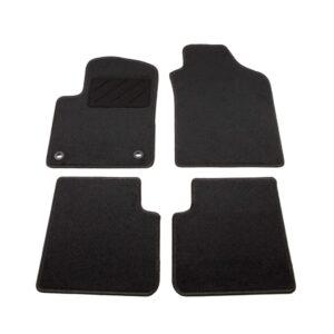 4 pcs conjunto tapetes de automóveis para Fiat 500  - PORTES GRÁTIS