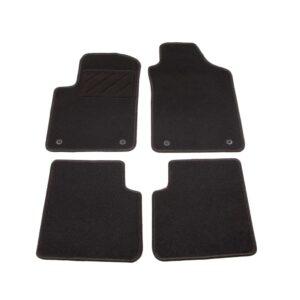 4 pcs conjunto tapetes de automóveis para Fiat 500 C Twinair  - PORTES GRÁTIS