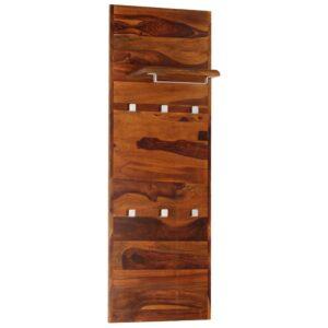 Bengaleiro madeira sheesham maciça 118x40 cm - PORTES GRÁTIS