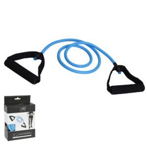 Fita Elástica para Fitness Medium Azul