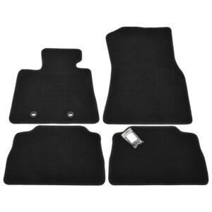 4 pcs conjunto tapetes de automóveis para BMW G06 (X6) - PORTES GRÁTIS
