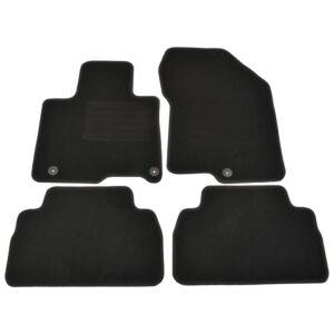 4 pcs conjunto tapetes automóveis para Hyundai Santa Fe IV - PORTES GRÁTIS