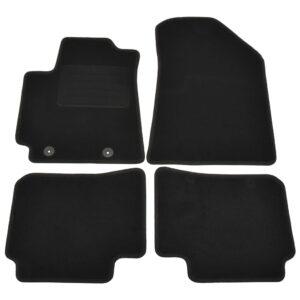 4 pcs conjunto tapetes automóveis para Hyundai I10 III - PORTES GRÁTIS
