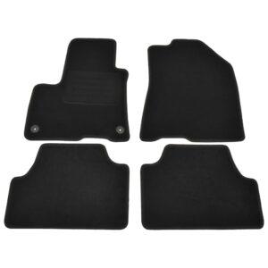 4 pcs conjunto tapetes de automóveis para Kia E-Soul - PORTES GRÁTIS