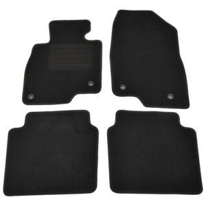 4 pcs conjunto tapetes de automóveis para Mazda 6 Sedan - PORTES GRÁTIS
