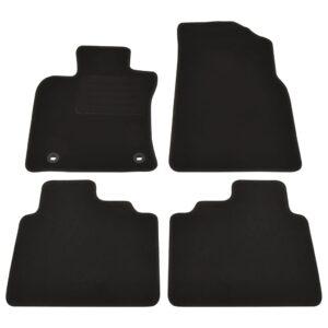 4 pcs conjunto tapetes automóveis para Toyota Camry Hybride - PORTES GRÁTIS